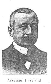 Arnold Hazeland