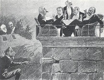Unionsoppløsningen (Spillet om tronen. Kjell Arnljot Wig s. 39)