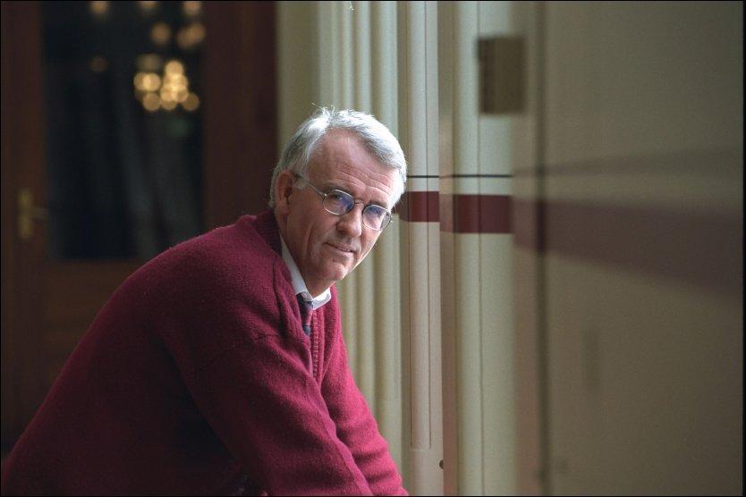 Georg Fredrik Rieber-Mohn