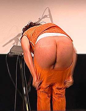 Fra åpningen av filmfestivalen i Haugesund 21.08.2005