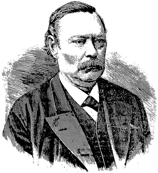 Ludvig Daae