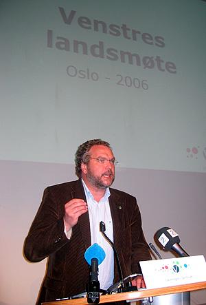 Fra Venstres landsmøte 2006